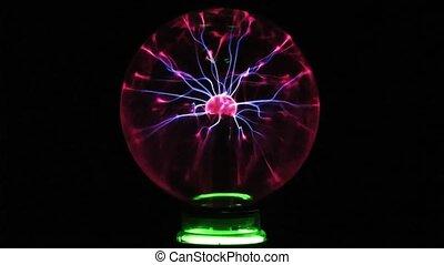 Mystic Magic Ball Plasma Electricity Moving