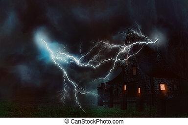 Mystic Night House