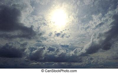 Mystic sky - Amazing clouds