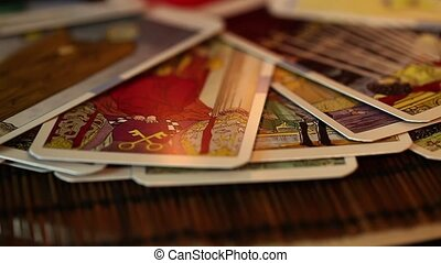 Mystic Tarot Cards Reading Future