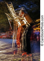 Mystical dance 1