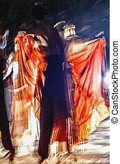 Mystical dance 5