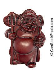 Mythical Chinese Warrior God
