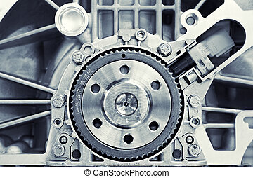 nářadí, motor