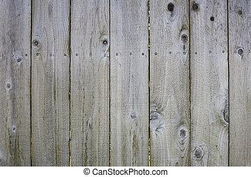 närbild, staket