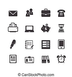 nät, finansiell, kontor, affärsverksamhet ikon, arbete, workplace