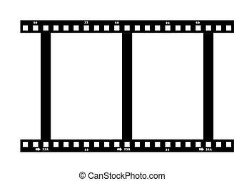 négative photographique, pellicule