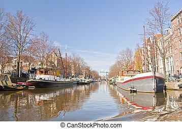 németalföld, amszterdam