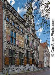 németalföld, utca, ércbánya