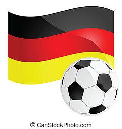 németország, futball