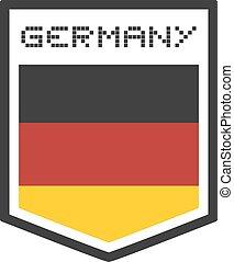 németország, jelkép