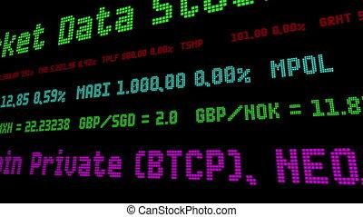 néo-, ethereum, bitcoin, privé