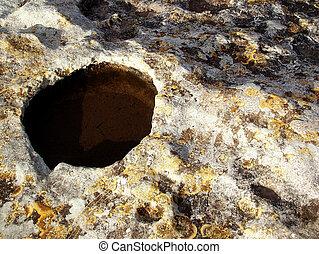 néolithique, puits