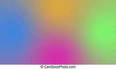 néon, arc-en-ciel, couleur, résumé, gradient, fond