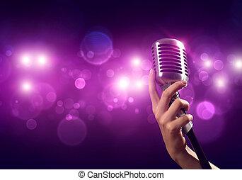 népszerű, énekes