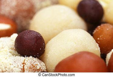 népszerű, bangladeshi, sweetmeats