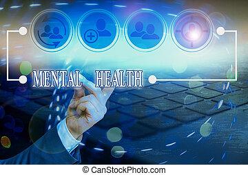 nível, passe escrito, foto, texto, mostrando, demonstrating., conceitual, psicológico, mental, wellbeing, estado, health., ou, negócio