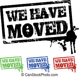 nós, ter, movido
