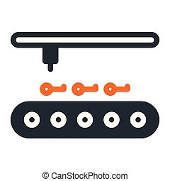 nøgleord, generator, ikon