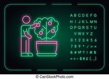 números, plant., icon., alfabeto, cuidado, señal, rgb, fruta...