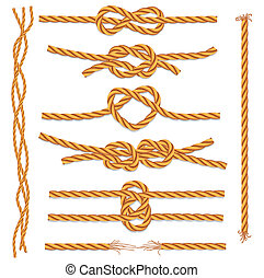 nœuds, cordes, ensemble