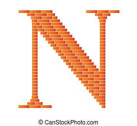 n., letra