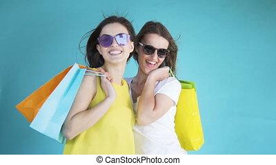 na, shoppen , vrouwen