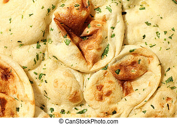 Naan Bread - Home made Naan Bread Traditionally Indian...