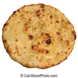 Naan - A very popular Indian/Pakistani bread called...