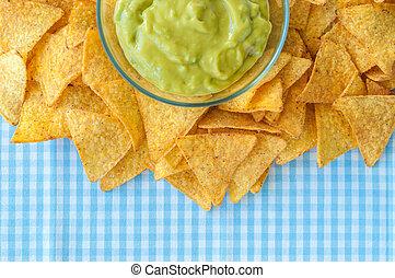 Nacho chips
