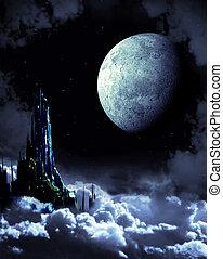 nacht, märchen
