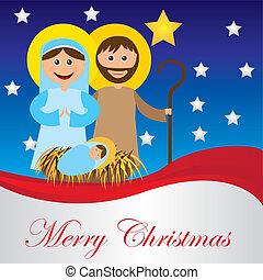 nacimiento de navidad