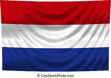 nacional, bandeira países baixos