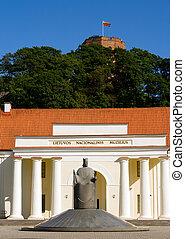 nacional, lituano, museo