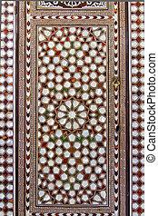Nacre Door from Topkapi Palace