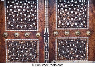 Nacre Door