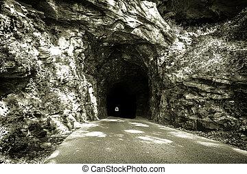 ∥, nada, トンネル