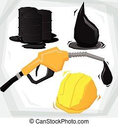 nafta, obiekt