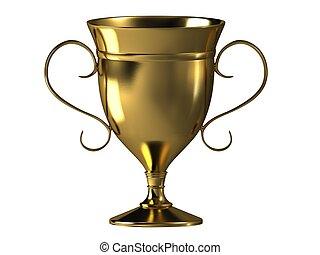 nagroda, złoty