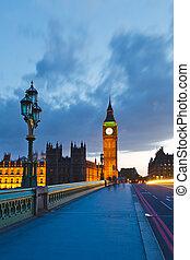 nagy ben, éjszaka, london