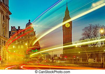nagy ben, london, éjszaka