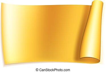 nagy, gold szalag