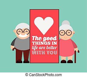 nagyszülők, fogalom, tervezés