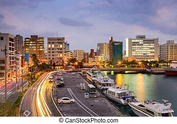 Naha Okinawa Cityscape