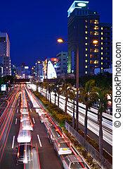 Naha, Okinawa Cityscape