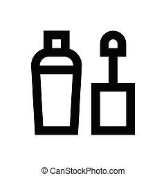 nail polish  pixel perfect icon