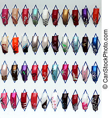 Nails 4 - Big collection of finger nails in various color