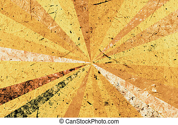 Naive art grunge background