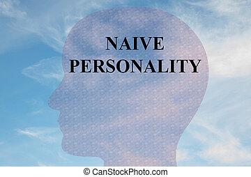 Naive Personality concept