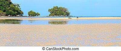 Naiyang beach in Phuket island